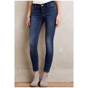 Anthropologie Pilcro Low Rise straight jeans